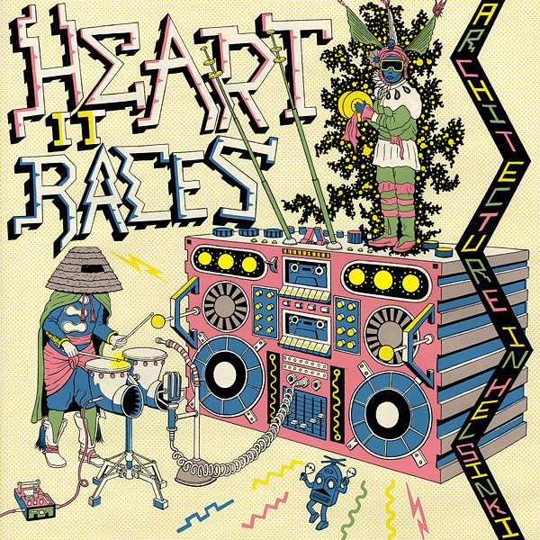 """""""Heart It Races"""" by Dr. Dog"""