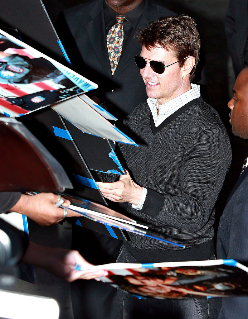 See Tom Cruise Tell Kimmel About His Aristocratic Ancestors