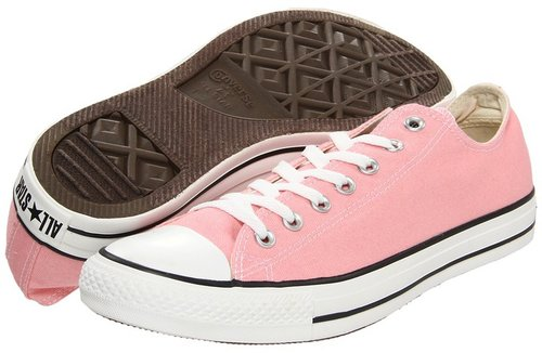 Converse - Chuck Taylor All Star Seasonal Ox (Quartz Pink) - Footwear
