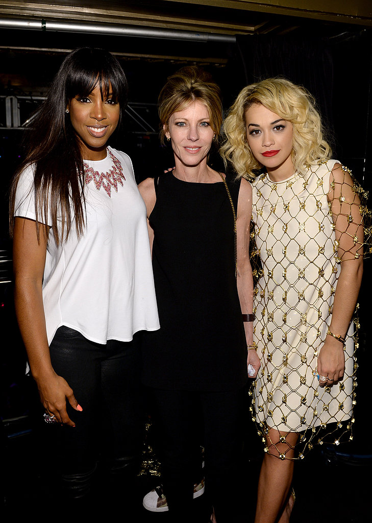 Kelly Rowland, Robbie Myers and Rita Ora attended the 4th Annual Elle Women in Music celebration in New York city during the week.