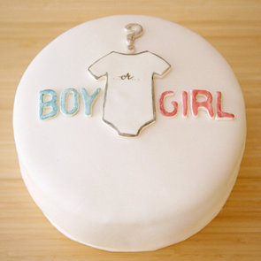 Gender Reveal Party Cakes