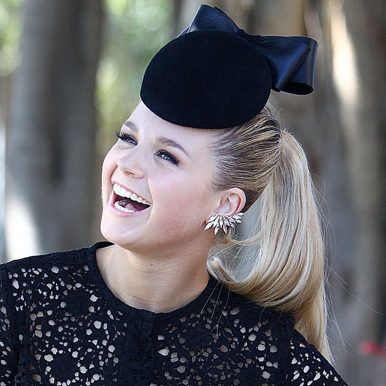 All the Trackside Celebrity Style from 2013 Derby Day