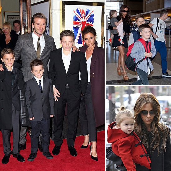 Happy Birthday, Victoria Beckham! See the Posh Mom's Best Family Photos