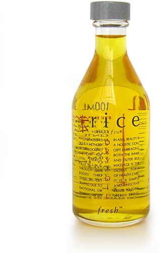 Fresh Rice Dry Oil