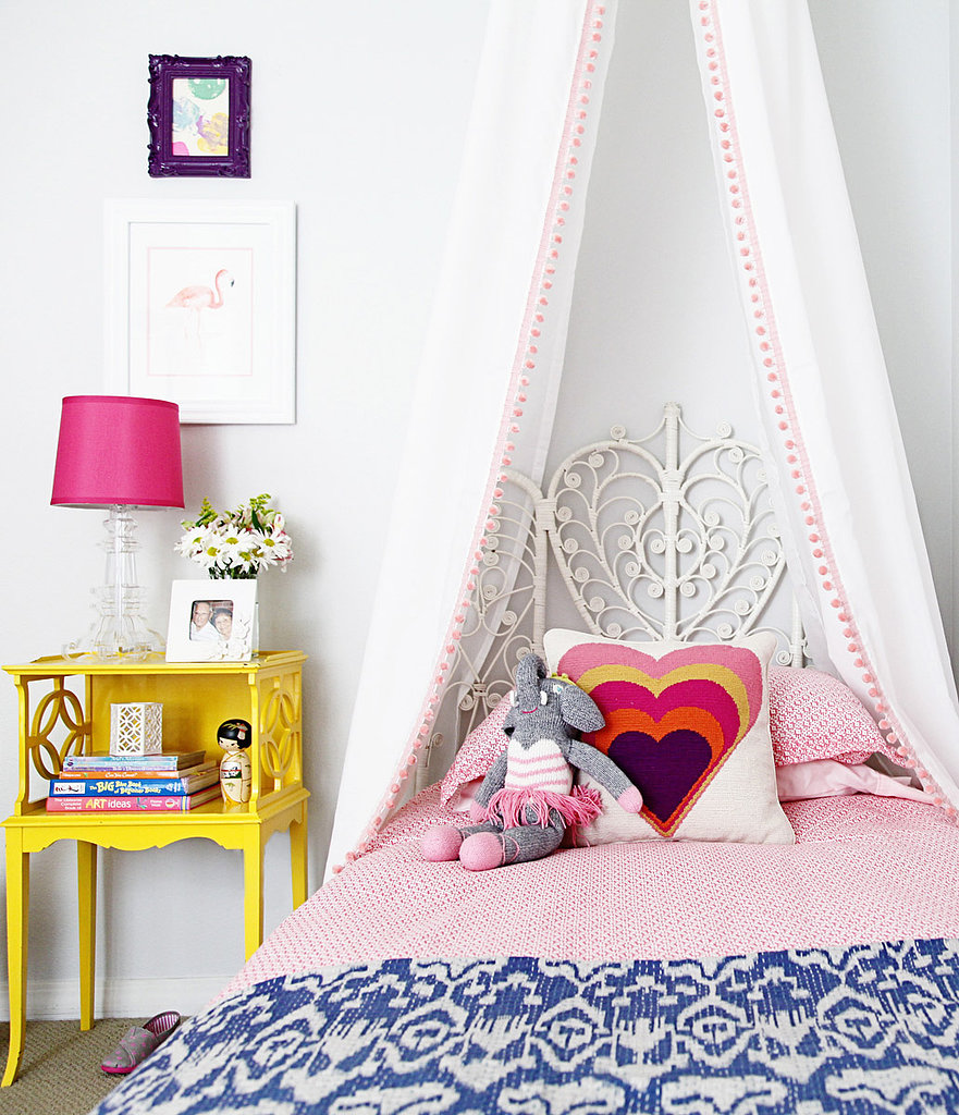 Bohemian Kids Room: Big Girl Room By Small Shop
