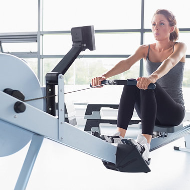 Print it Cardio: Rowing Machine Interval Workout