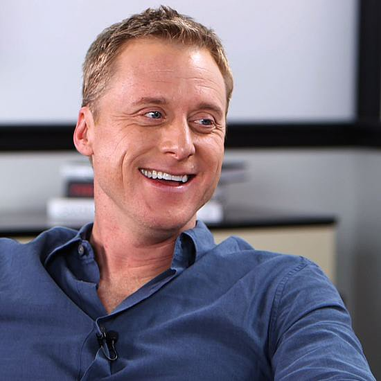 Alan Tudyk Interview on 42 and Suburgatory (Video)