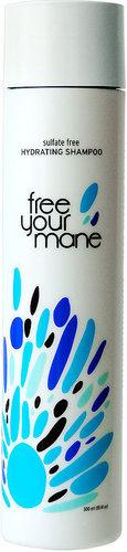 Free Your Mane Sulfate Free Hydrating Shampoo 10.14 oz. (300 ml)