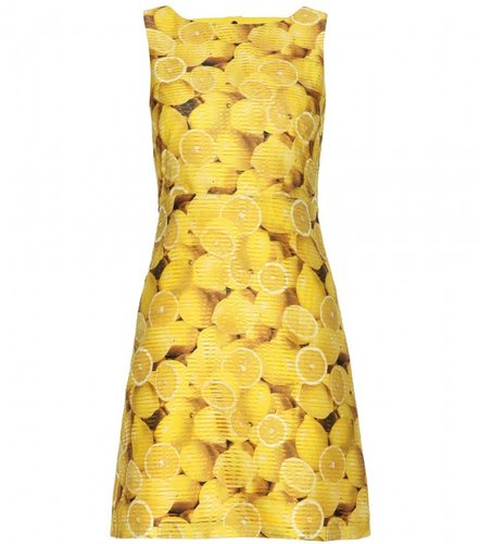 Alice + Olivia CANDICE PRINT DRESS