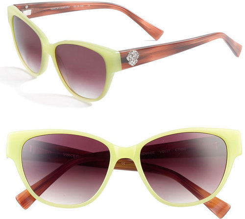 Vince Camuto Retro 52mm Sunglasses