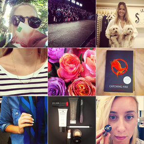 Editors' Instagram Pictures: Fashion, Beauty & Celebrity
