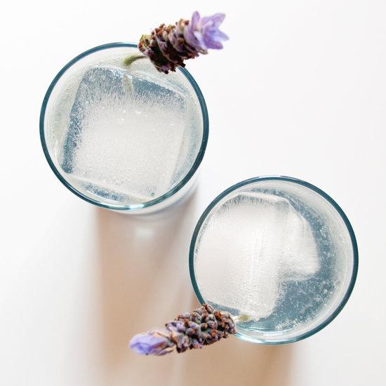 Lavender and Vodka Cocktail