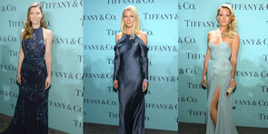 Kate Hudson Wears Tiffany Blue at the Blue Book Ball