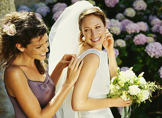 Planning a wedding can turn even the calmest of friends into an anxious, worked up wreck, but offering a bit of support to your bride-to-be pal can keep her from venturing into bridezilla territory. If you have a pal that's struggling through the planning process, follow POPSUGAR Sex & Culture's tips on how to keep your friend from becoming a bridezilla.
