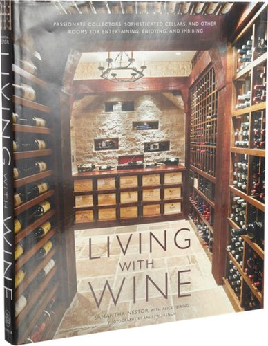 Samantha Nestor Rizzoli Living with Wine Sale up to 60% off at Barneyswarehouse.com