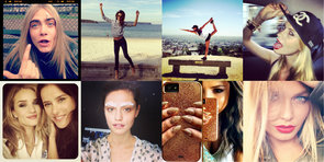 Candids: See What Miranda, Lara, The Delevingne Sisters & More Got Up To This Week!