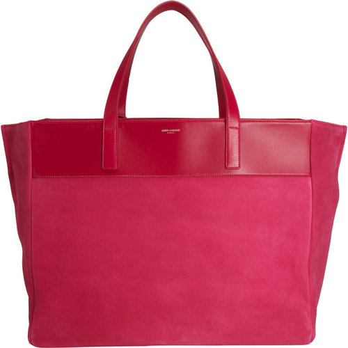Saint Laurent Reversible Shopper Tote