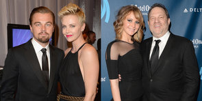Charlize, Jennifer and Drew Get Glamorous For the GLADD Awards