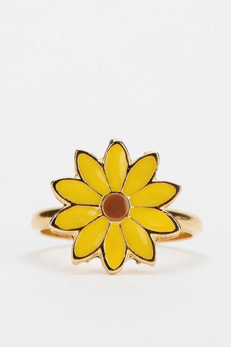 Diament Jewelry For Urban Renewal Daisy Ring