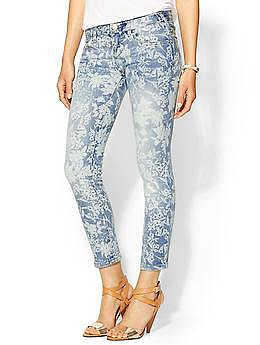 Free People Hawaiian Floral Skinny | Piperlime