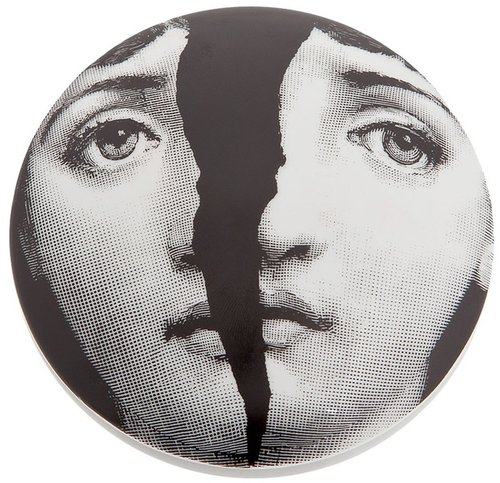 Fornasetti small ceramic box