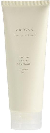 ARCONA Golden Grain Gommage, Exfoliate AM 3.4 oz (100 ml)