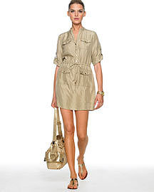 The Shirtdress: High Noon