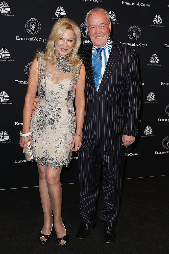Kerri-Anne and John Kennerley