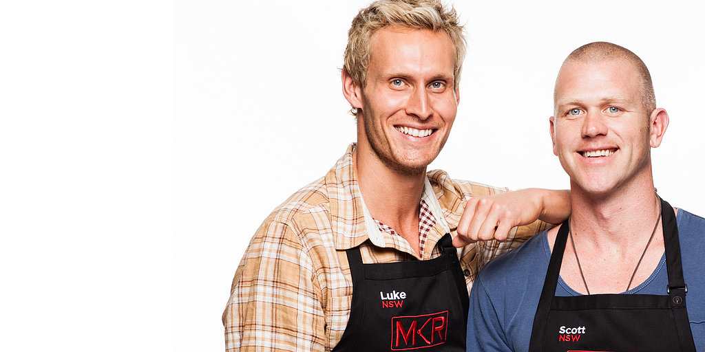 My Kitchen Rules' Luke and Scott on Staying Fit in the Competition and Addressing Their Critics