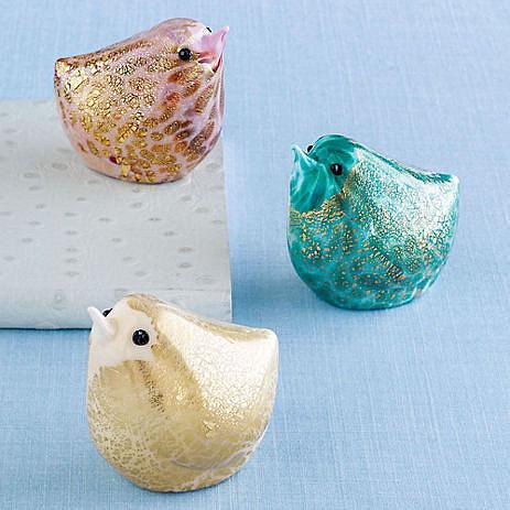Murano Glass Chicks