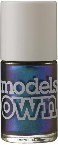 Models Own Beetle Juice Aqua Violet Nail Polish