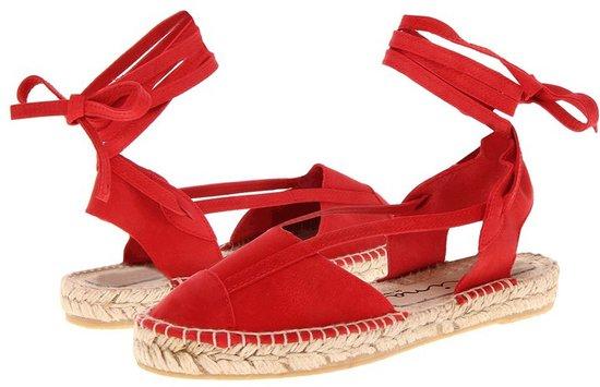 Nina Originals - Esperanza (Red) - Footwear