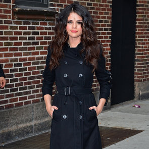 Selena Gomez Wearing Cutout Boots   Pictures