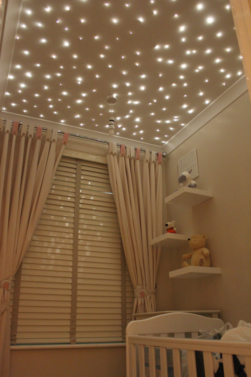For A Starry Ceiling Consider Fiber Optic Lights 7 Ways To Top Off Your N