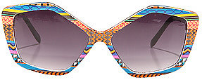 *Accessories Boutique The Native Chic Sunglasses in Multi