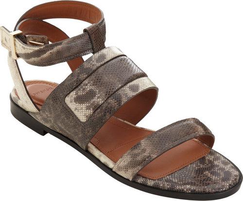 Givenchy Karung Wide Band Sandal