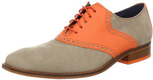 Cole Haan Men's Air Colton Saddle Oxford