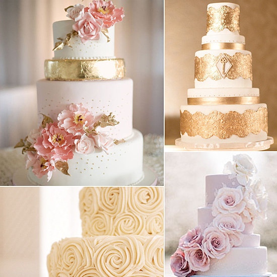 Cake Ideas For Small Wedding : Classic Wedding Cake Ideas POPSUGAR Food