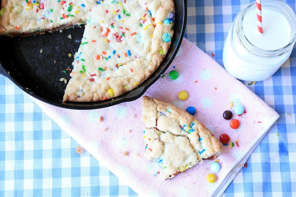 Skillet Sugar Cookies