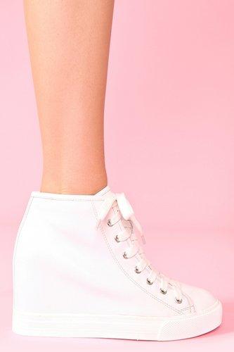 Gela Wedge Sneaker