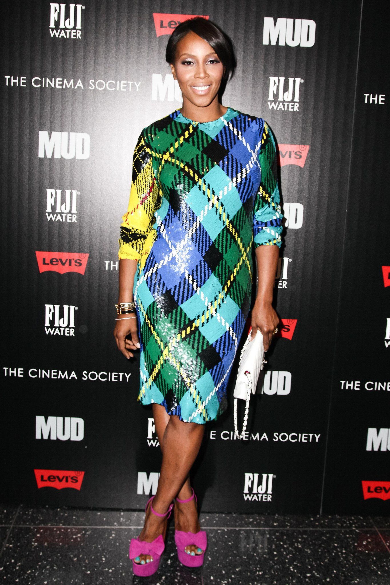 June Ambrose at The Cinema Society's screening of Mud in New York. Source: Matteo Prandoni/BFAnyc.com