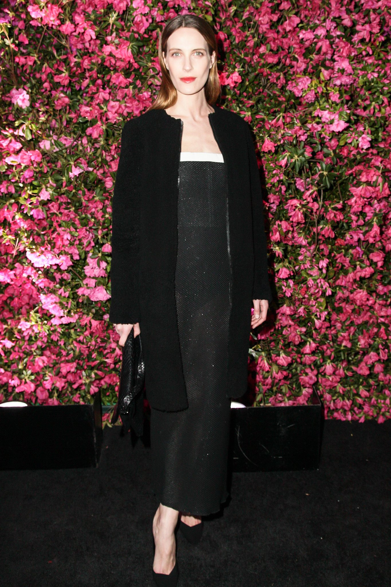 Vanessa Traina wore Spring 2013 Chanel at Chanel's Tribeca Film Festival Artists Dinner in New York. Source: Matteo Prandoni/BFAnyc.com