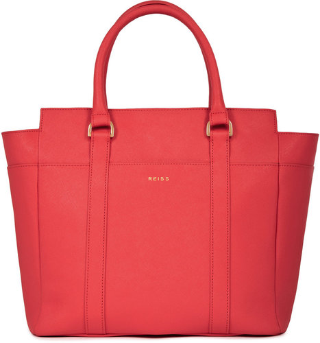 Bronte ZIPPER TOTE BAG