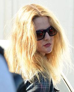 Drew Barrymore Blonde Hair