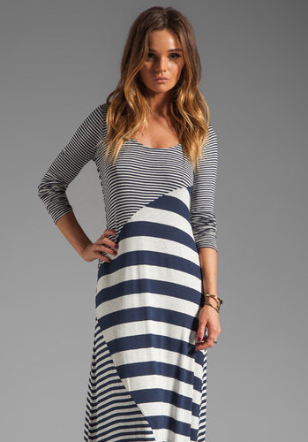 Ella Moss Juno Long Sleeve Maxi Dress