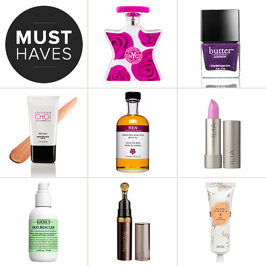 Our Editors' Top Beauty Picks For May