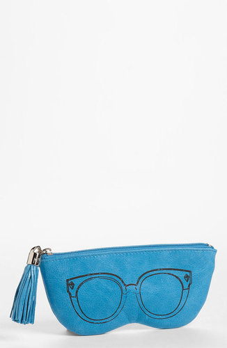 Rebecca Minkoff Leather Sunglasses Case