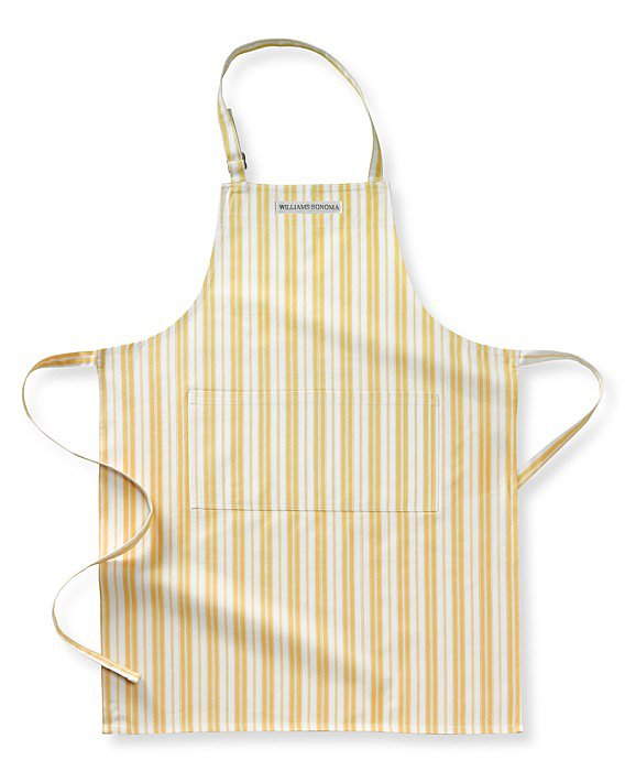 Surprise Mom with this sweet, sunny Williams-Sonoma Striped Apron ($30) — you can even kick in some extra cash to have it monogrammed, which will make it even more of a delight.