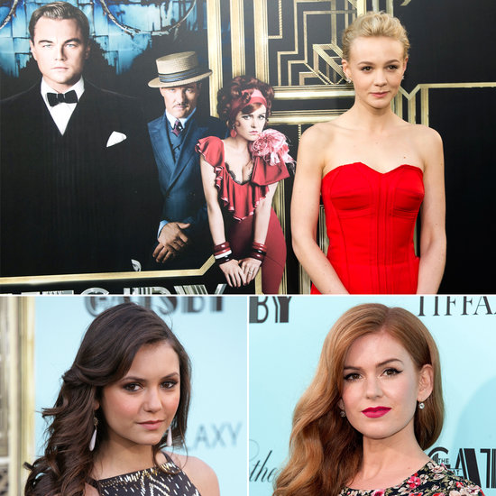 Revel in the Best Beauty Looks From the Great Gatsby World Premiere