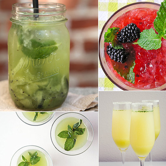Mix 'Em With Mint! 10 Refreshing Drinks That Aren't a Julep